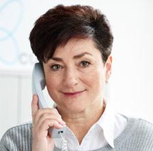 Kontakt Frau Kusmin