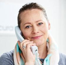 Kontakt Frau Zimmermann